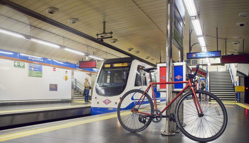 Historia Metro de Madrid