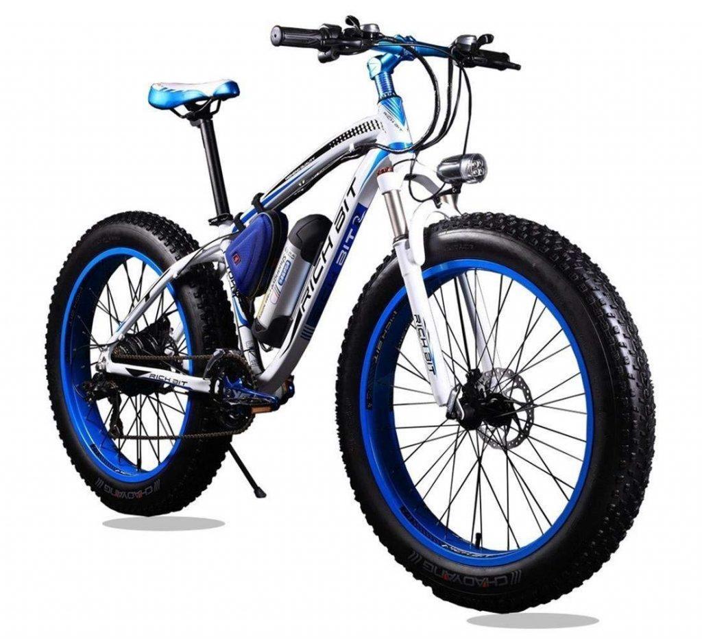 Bicicleta eléctrica RICH BIT RT-012