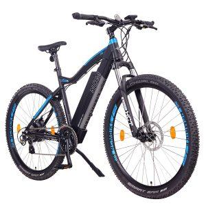 Bicicleta eléctrica de montaña NCM Moscow