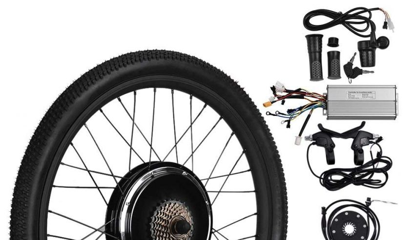 Kit de conversión bicicleta eléctrica
