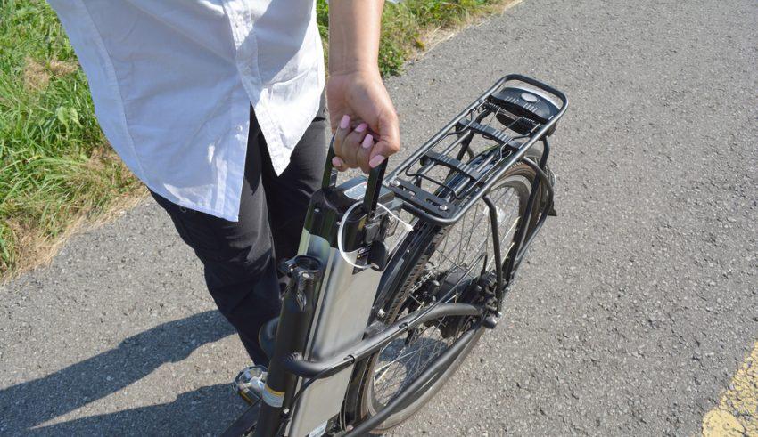 Bateria para bicicletas electricas