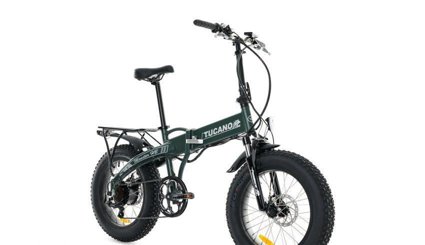 Monster HB Tucano Bikes