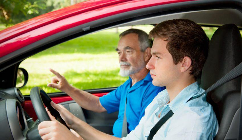 Examen práctico de conducir