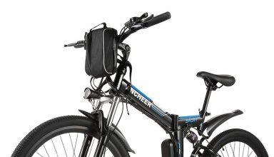 "BIKFUN Bicicleta eléctrica 20""o 26"" Ebike"