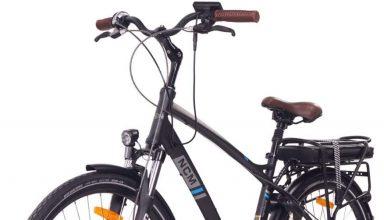 Bicicleta NCM Hamburg